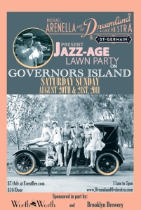 Jazz-Age Lawn Party