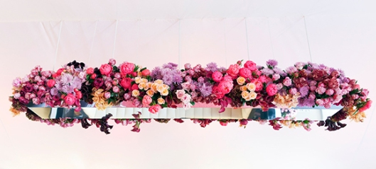DESC: Documentation of  Floral Design for Flowers Vasette- Sprin